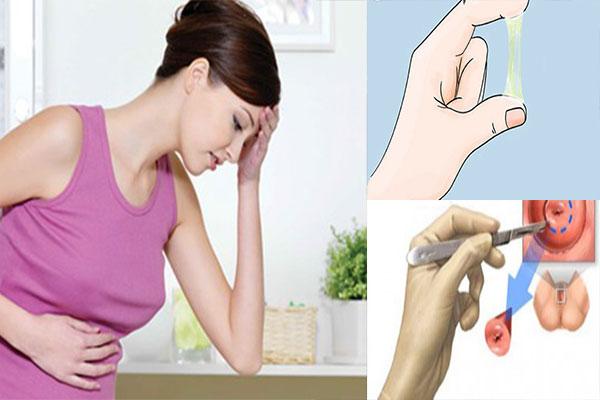 Dấu hiệu giúp nữ giới nhận biết viêm lộ tuyến cổ tử cung
