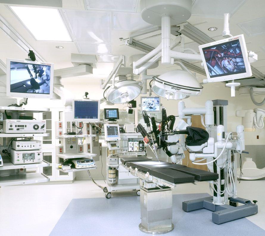 Phòng khám Thành Đô đi đầu trong áp dụng công nghệ mới trong chữa bệnh