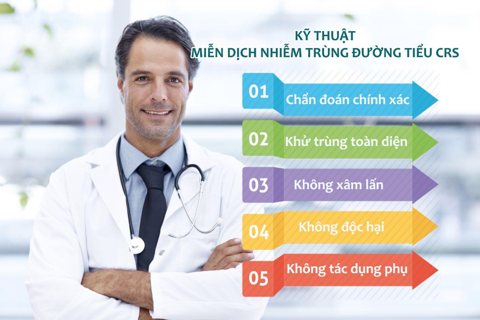 Phương pháp điều trị viêm niệu đạo hiệu quả nhất