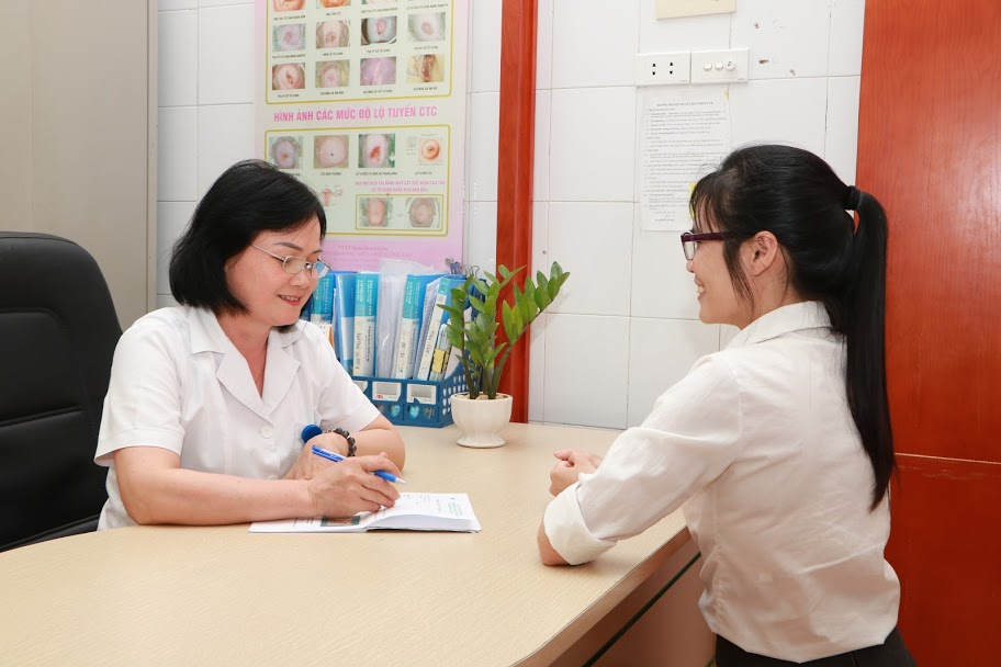 Địa chỉ chữa viêm phần phụ hiệu quả tại Bắc Ninh