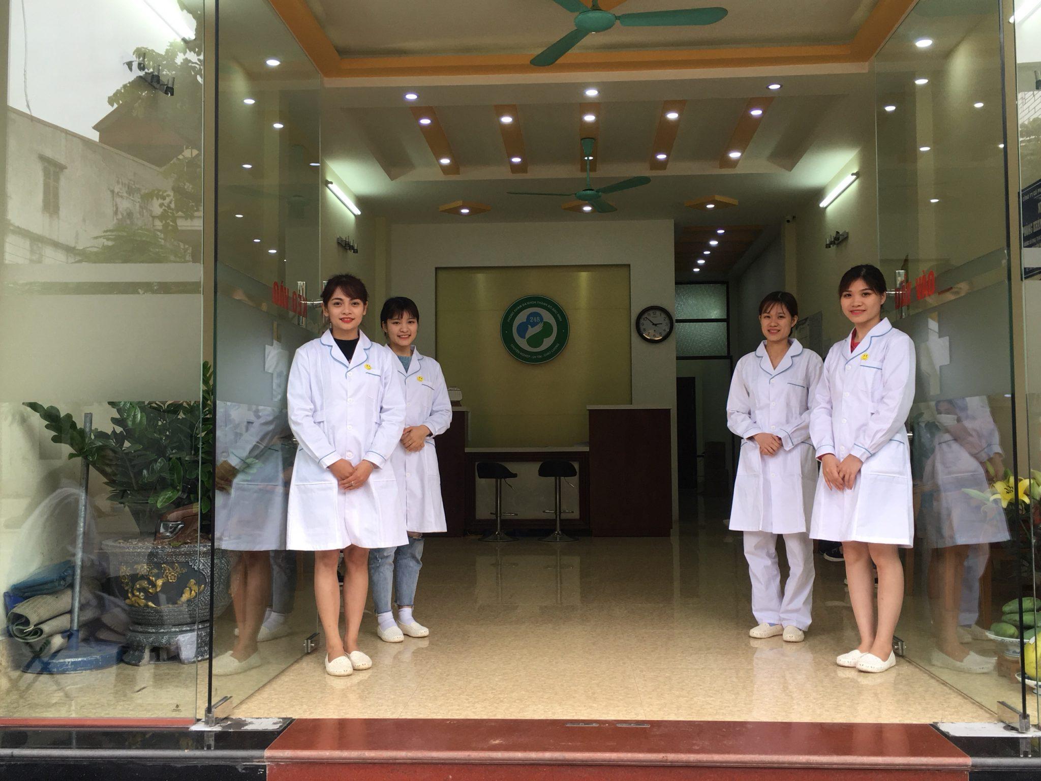 Phòng khám phụ khoa Thành Đô là địa chỉ uy tín chất lượng