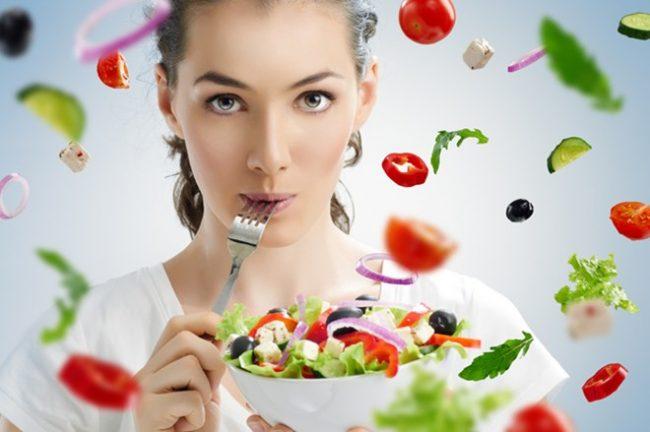 Thực phẩm tốt cho phụ nữ bị buồng trứng đa nang