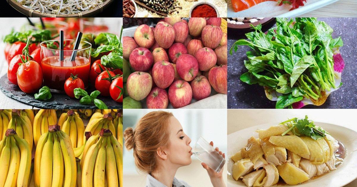 Viêm vùng chậu nữ giới nên ăn gì tốt để cải thiện tình trạng bệnh