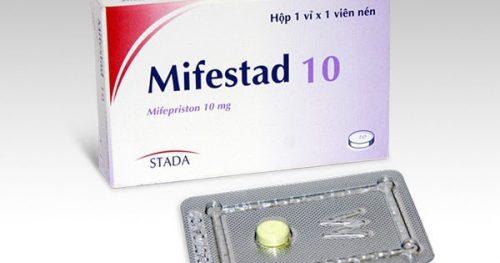 5 điều cần lưu ý khi sử dụng thuốc tránh thai khẩn cấp mifestad 10