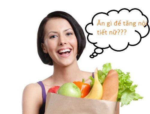 Thực phẩm là nguồn bổ sung nội tiết tố dồi dào