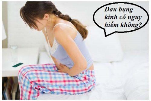 Khi nào đau bụng kinh trở nên nguy hiểm?