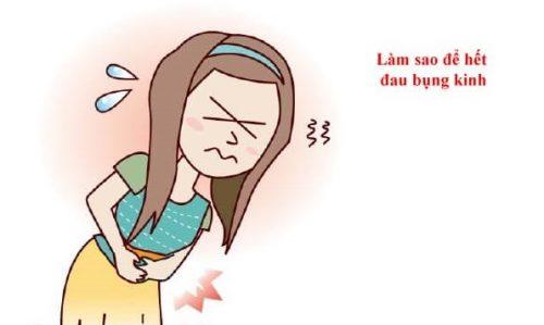 Cách xử lý khi bị đau bụng kinh
