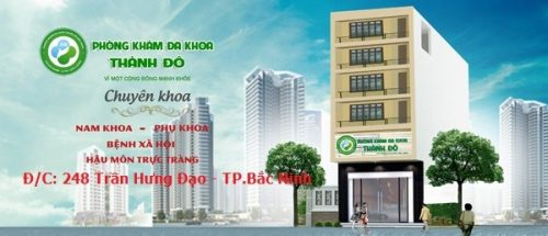 Phòng khám Thành Đô - phòng khám phụ khoa ở Bắc Ninh uy tín, chất lượng